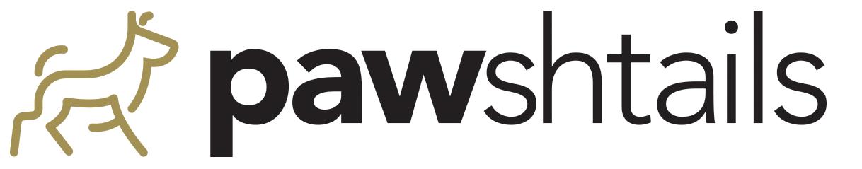Pawshtails Logo