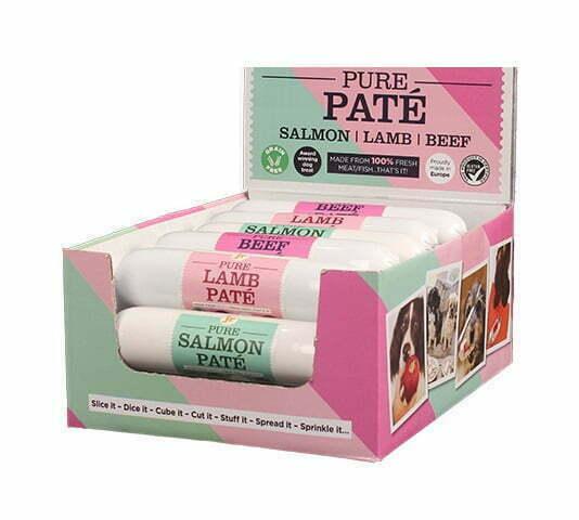Natural Pure Pate 200g