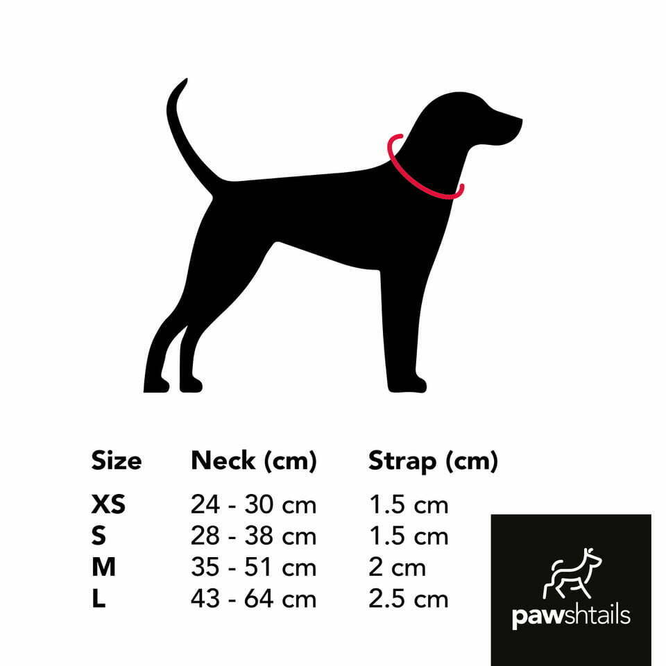 Collar Size Guide